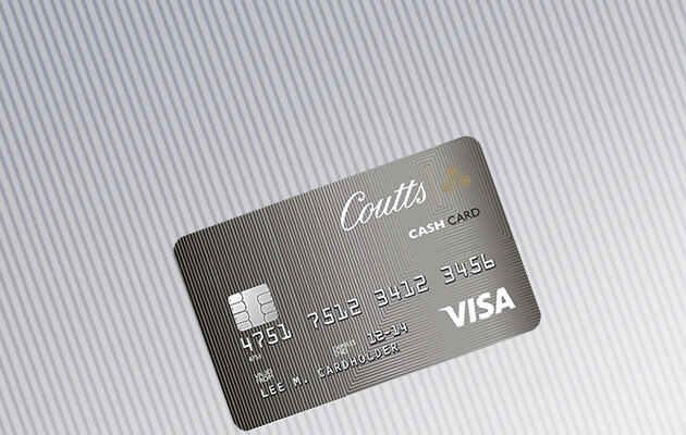 Coutts business card cash card colourmoves